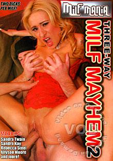 Three-Way MILF Mayhem 2 Box Cover