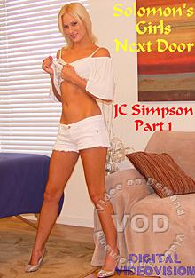 Solomon's Girls Next Door - JC Simpson Part 1 Box Cover