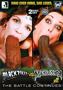 Blackzilla Vs. Manaconda 2 (Disc 2)