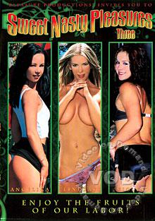 Sweet Nasty Pleasures Three Box Cover