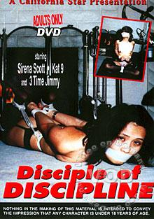 Disciple Of Discipline Box Cover