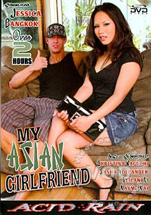 My Asian Girlfriend Box Cover