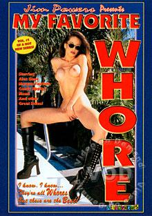 My Favorite Whore Box Cover