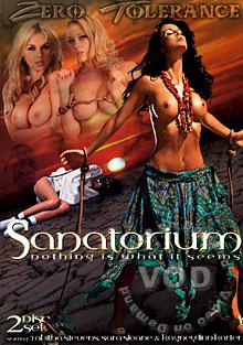 Sanatorium (Disc 1)