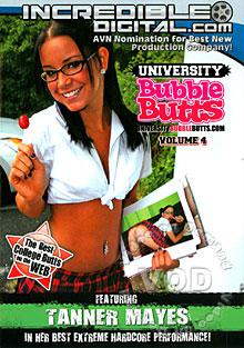 University Bubble Butts Volume 4 Box Cover