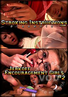 Jerkoff Encouragement Girls #2 Box Cover