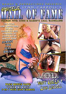 Amateur Hall Of Fame Volume Five: Lynn & Karen's Anal Gangbang Box Cover