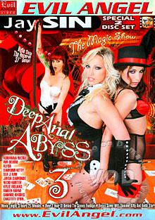 Deep Anal Abyss 3 (Disc 1) Box Cover