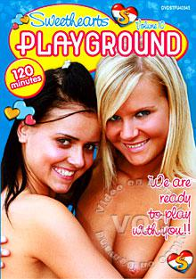 Sweethearts Playground 10 Box Cover