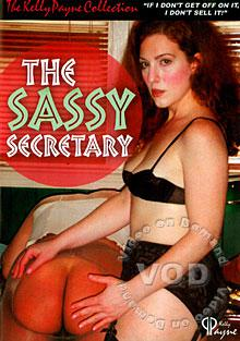 The Sassy Secretary Box Cover