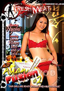 Asian Fusion 2 Box Cover