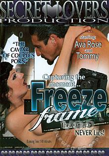 Freeze Frame Box Cover