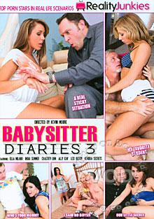 Babysitter Diaries 3 Box Cover