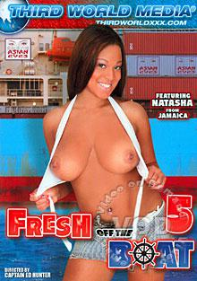 Fresh Off The Boat 5 Box Cover