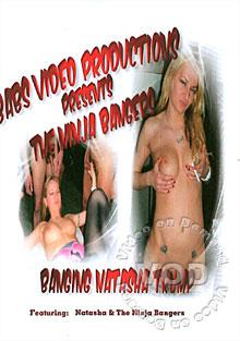 Banging Natasha Trump Box Cover