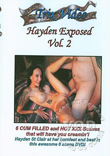 Hayden Exposed Vol. 2 Box Cover