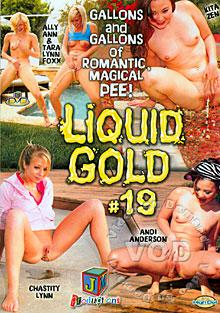 Liquid Gold #19 Box Cover