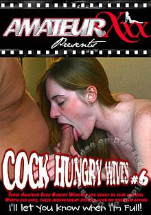 Cock Hungry Wives #6 Box Cover
