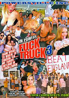 Fuck Truck 3 Box Cover
