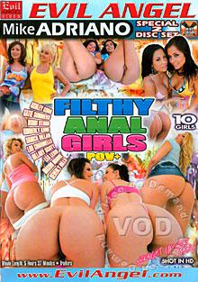 Filthy Anal Girls ( Disc 1)