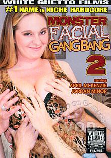 Monster Facial Gang Bang 2 Box Cover