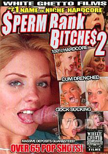 Sperm Bank Bitches 2 Box Cover
