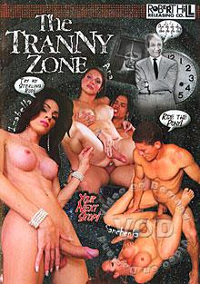 The Tranny Zone Box Cover