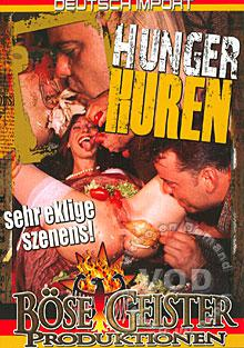 Hunger Huren Box Cover