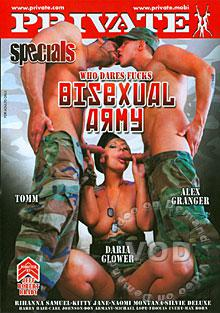 Bisexual Army Box Cover