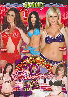 Double D Housewives #2 Box Cover - Login to see Back
