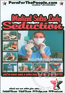 Medical Sales Lady Seduction Box Cover