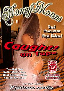 Honeymoons Caught! On Tape (Disc 1) Box Cover