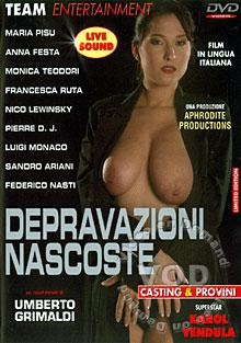 Depravazioni Nascoste Box Cover