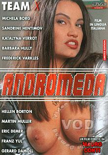 Andromeda Box Cover