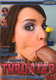 Throated #27 Box Cover