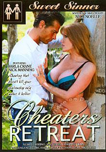 Cheaters Retreat Box Cover