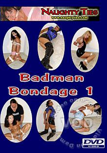 Badman Bondage 1 Box Cover