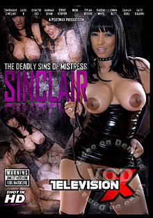 The Deadly Sins Of Mistress Sinclair Box Cover