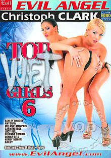 Top Wet Girls 6 Box Cover