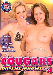 Cougars On The Prowl #4 Box Cover