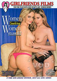 Women Seeking Women Volume 62 Box Cover