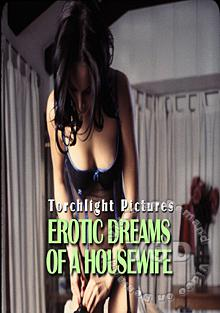 Erotic Dreams Of A Housewife Box Cover