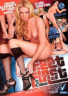 Feet First Box Cover