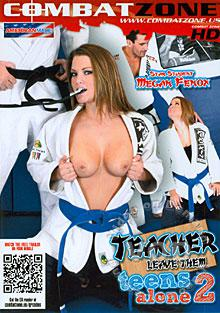 Teacher Leave Them Teens Alone 2 Box Cover