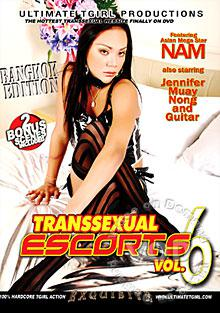 Transsexual Escorts 6 Box Cover