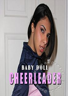 Baby Doll: Cheerleader Box Cover