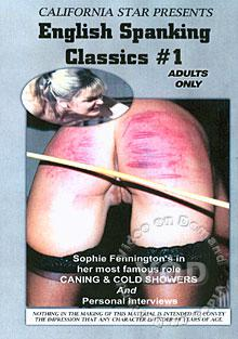 English Spanking Classics #1 Box Cover