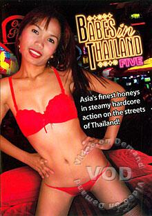 Babes In Thailand Five Box Cover