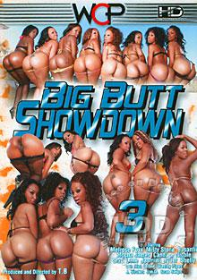 Big Butt Showdown 3 Box Cover