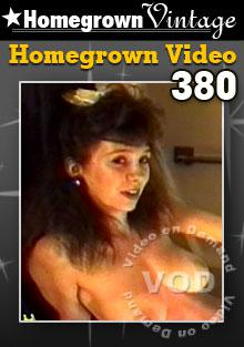 Homegrown Video 380 Box Cover